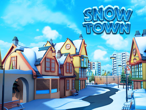 Télécharger Gratuit Snow Town: Ice Village - Ville du Grand Nord  APK MOD (Astuce) screenshots 6