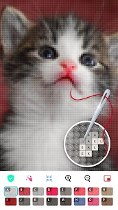 Color by Letter – Sewing game  Cross stitch 1.0.20 Latest MOD Updated 3