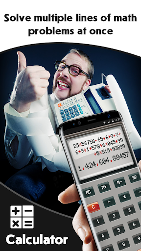 Screenshot for Calculator in United States Play Store