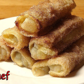 Apple Pie Roll Ups | One Pot Chef.