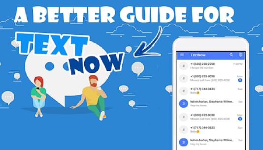 TextNow Mod Apk [Latest] Download Free 2