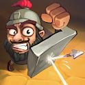 Free Robux Shield Head icon