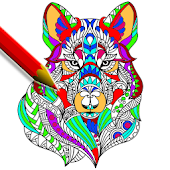 Colorfy Coloring Book For Adult 2019 icon