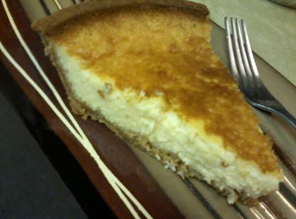 Pay De Queso (mexican Cheesecake)