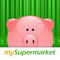 mySupermarket – Shopping List icon