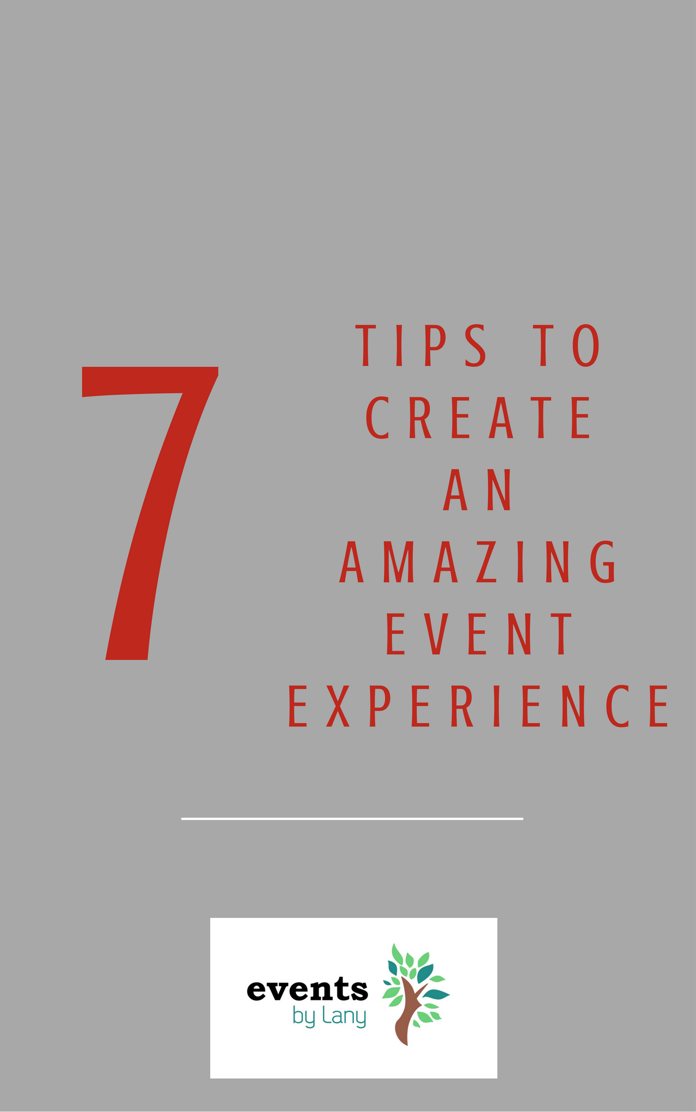 Create an Event Experience