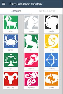 Daily Horoscope Astrology screenshot