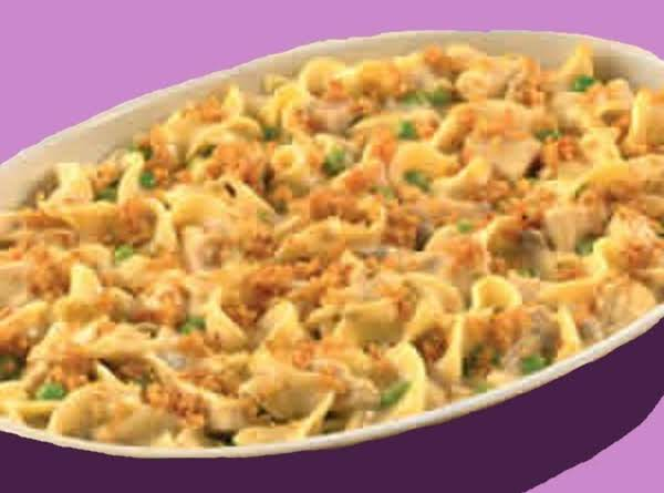 Chicken Noodle Bake Recipe