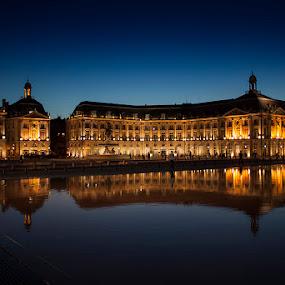 Bordeaux by Denis Keith - Buildings & Architecture Public & Historical ( geo:lat=44.84152306, geo:lon=-0.56888580, fra, bordeaux, france, geotagged, aquitaine,  )