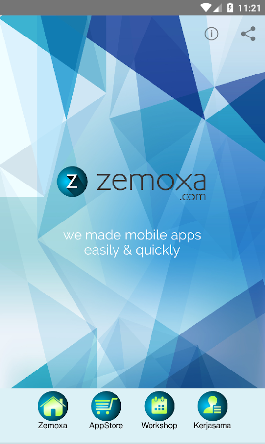 Zemoxa- screenshot