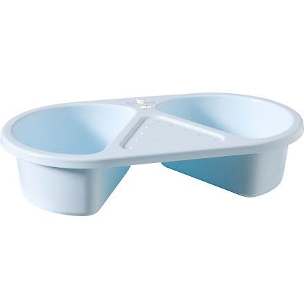 Tvättfat Nalle Puh, Ljusblå