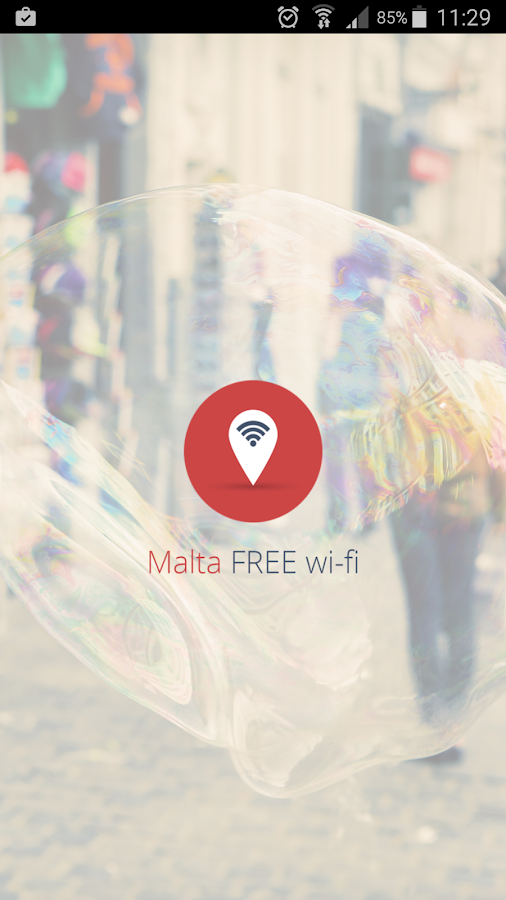 MCA Malta Free WiFi- screenshot