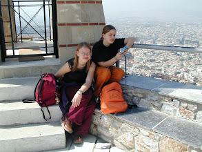 Photo: Athen, Aussichspunkt Lykavittos