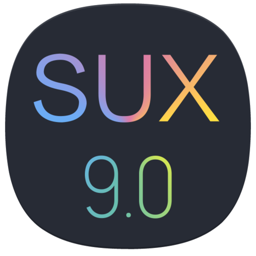 SUX 9.0 EMUI 5.X/8.0 Theme