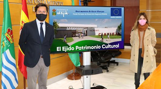 'El Ejido Patrimonio Cultural' se proyectará en Callao y Gran Vía de Madrid