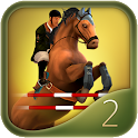 Jumping Horses Champions 2 icon