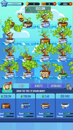 Merge Money - I Made Money Grow On Trees screenshots 3