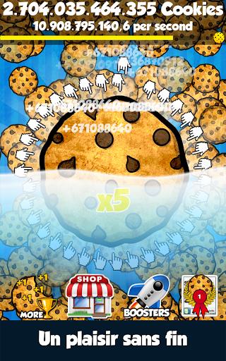 Cookie Clickers™  captures d'écran 4