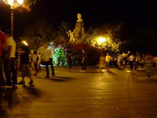 Il lampione in piazza di maspier