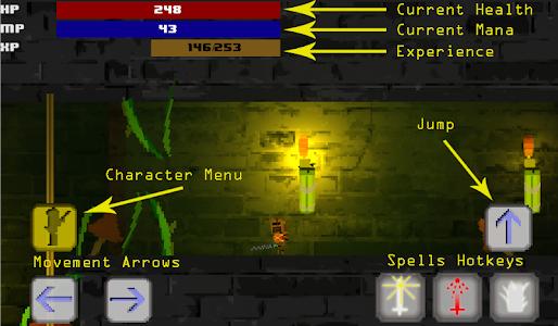 Habadus Adventure 2D screenshot 0