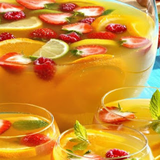 Mixed Fruit Cooler
