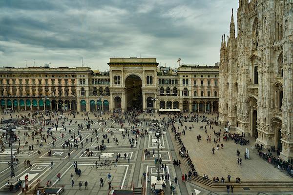 Piazza Duomo di Silvano