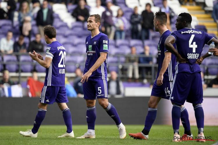 Anderlecht moet tegen Cercle mogelijk twee spelers missen, Vanhaezebrouck geeft update over Vranjes
