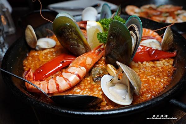 PS Tapas 西班牙餐酒館-安和店 隱藏在巷弄間的異國美食 品嚐道地的西班牙料理免出國!
