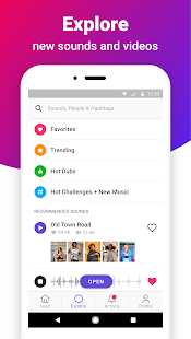 App Dubsmash - Create & Watch Videos APK for Windows Phone