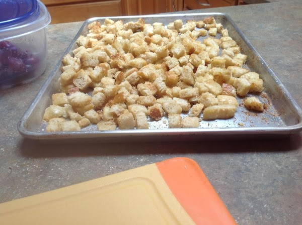 Leave in oven a lot longer if you want them to be darker, OR...