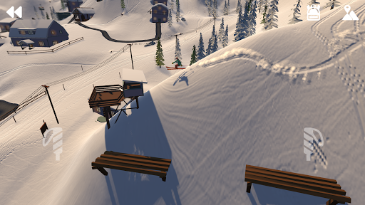 Grand Mountain Adventure: Snowboard Premiere apkmr screenshots 22