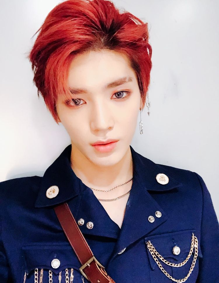 taeyong red