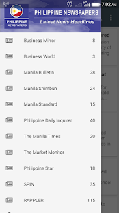 Download Philippine Newspapers For PC Windows and Mac apk screenshot 1