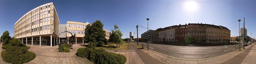 Photo: Germany, Potsdam, Stadtbibliothek
