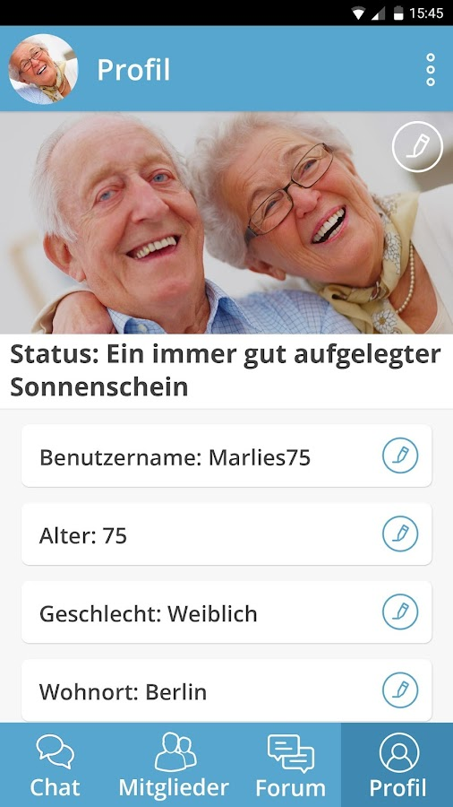 senioren chat Recklinghausen