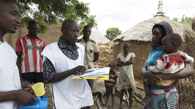 Strengthening frontlines: Empowering health workers to deliver quality care
