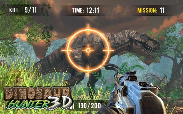 Dinosaur Hunter 3D