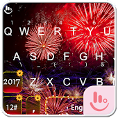 New Year Eve 2017 Keyboard