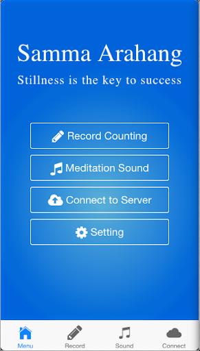 Samma Arahang Meditation