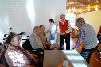 Photo: Eine Diskussionsrunde
