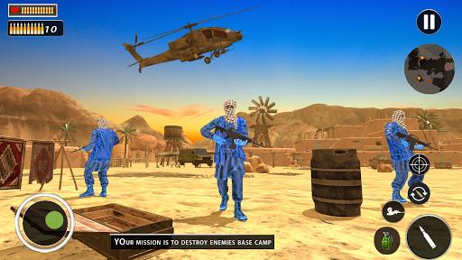 Free Firing Battleground Commando Survival Squad 1.0.5 screenshots 5