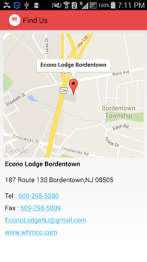 Econo Lodge Bordentown