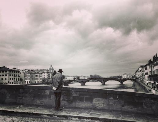 Il vecchio e il ponte di luisa_padovano