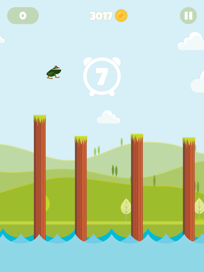 The Frog Who Travels- screenshot