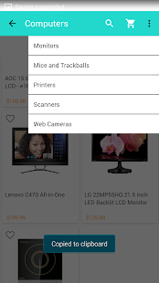 Multi-Vendor Ecommerce App - náhled