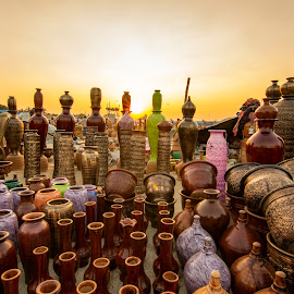 Handicrafts Fair by Kuntal Das - Artistic Objects Other Objects ( art, handicrafts, fair, people, holiday,  )