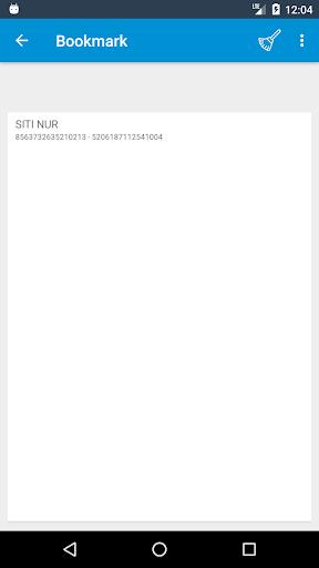 Screenshot 3 Cek NUPTK