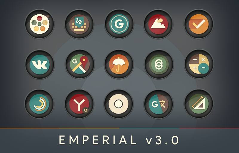 Emperial Icon Pack Screenshot 2