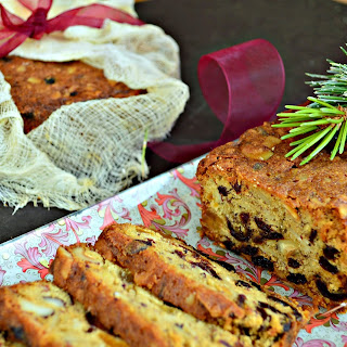 Rum and Fruit Cake Bread and a #Whole Foods Giveaway