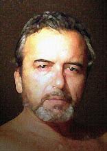 """Photo: Bruno Steinbach. """"Autoretrato"""". Bruno Steinbach Silva, Infogravura, 40 x 30 cm, 2007, João Pessoa - Paraíba - Brasil."""